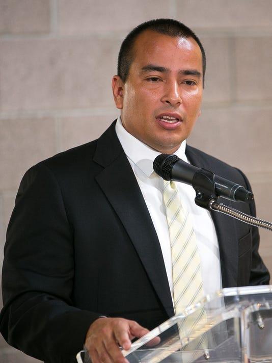Councilman Daniel Valenzuela