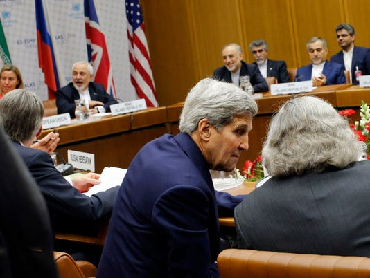 AP UNITED NATIONS IRAN NUCLEAR DEAL I FILE AUS