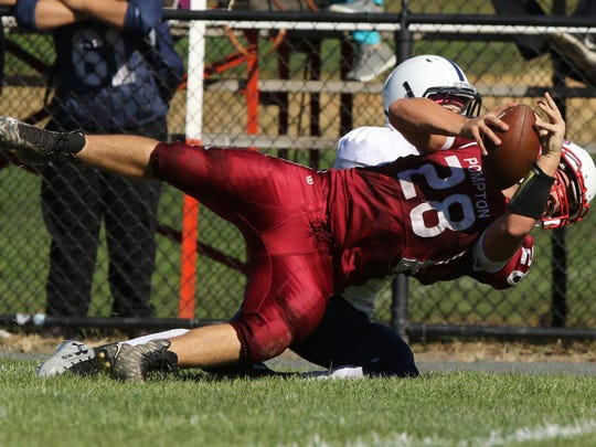 Junior running back Frank Negrini is expected to get