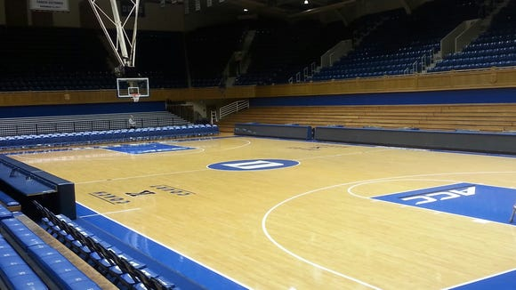 Mississippi State and Tulane are excited to play in Cameron Indoor Stadium.