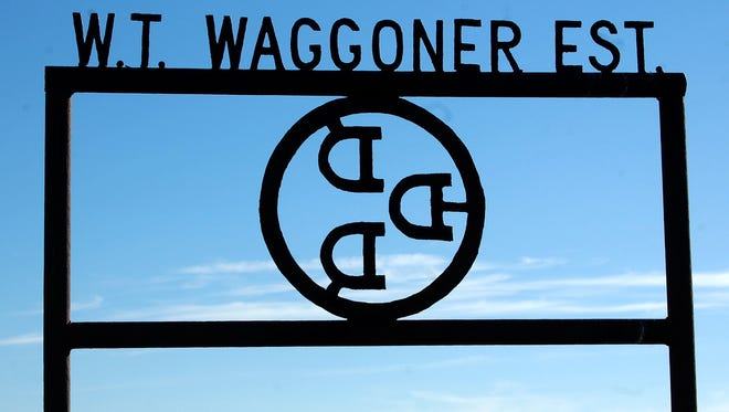 The famed backward D brand of the Waggoner Ranch is still in place but much else has changed since the historic ranch was purchased by sports team owner Stan Kroenke in 2016.