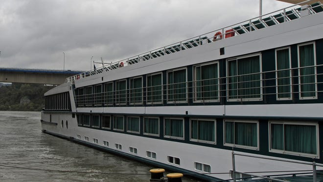 Water levels that are too high or too low can complicate cruising along the Danube River in Europe.