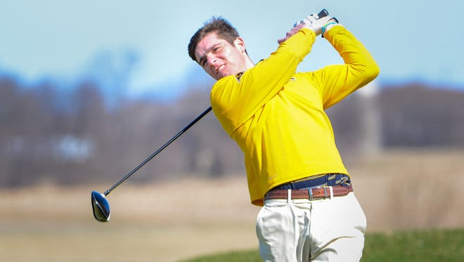 Marquette senior Harrison Ott was named the high school golfer of the year in the Milwaukee area.