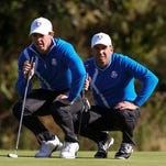 Ryder Cup: Day 1