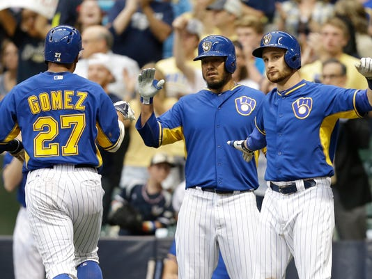 8eb291ce514 What s Brewing  Battle ahead for Brewers in NL Central