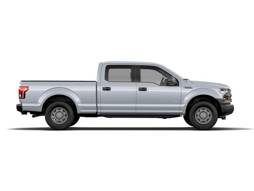 Some aluminum Ford F-150s will be tardy