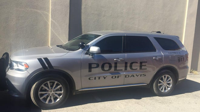 The Davis Police Department is investigating a March 25 incident in which a resident was reportedly pulled over by a police impersonator. All DPD vehicles should be clearly marked like the one pictured.