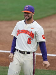 Former Belton-Honea Path standout Andrew Cox is a graduate senior for the Tigers.