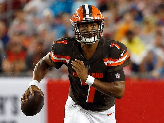 USP NFL: CLEVELAND BROWNS AT TAMPA BAY BUCCANEERS S FBN TB CLE USA FL