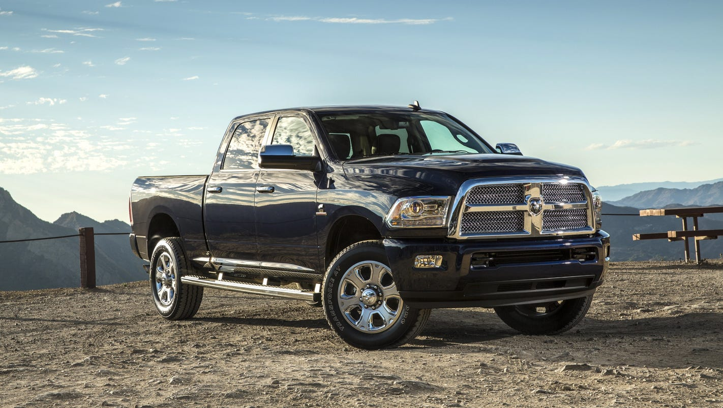 Fiat Chrysler recalls 1.8 million Ram pickup trucks to fix brake shifter