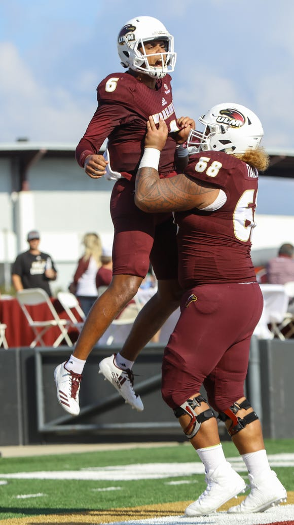 Warhawks level the Appalachian State Moutaineers with