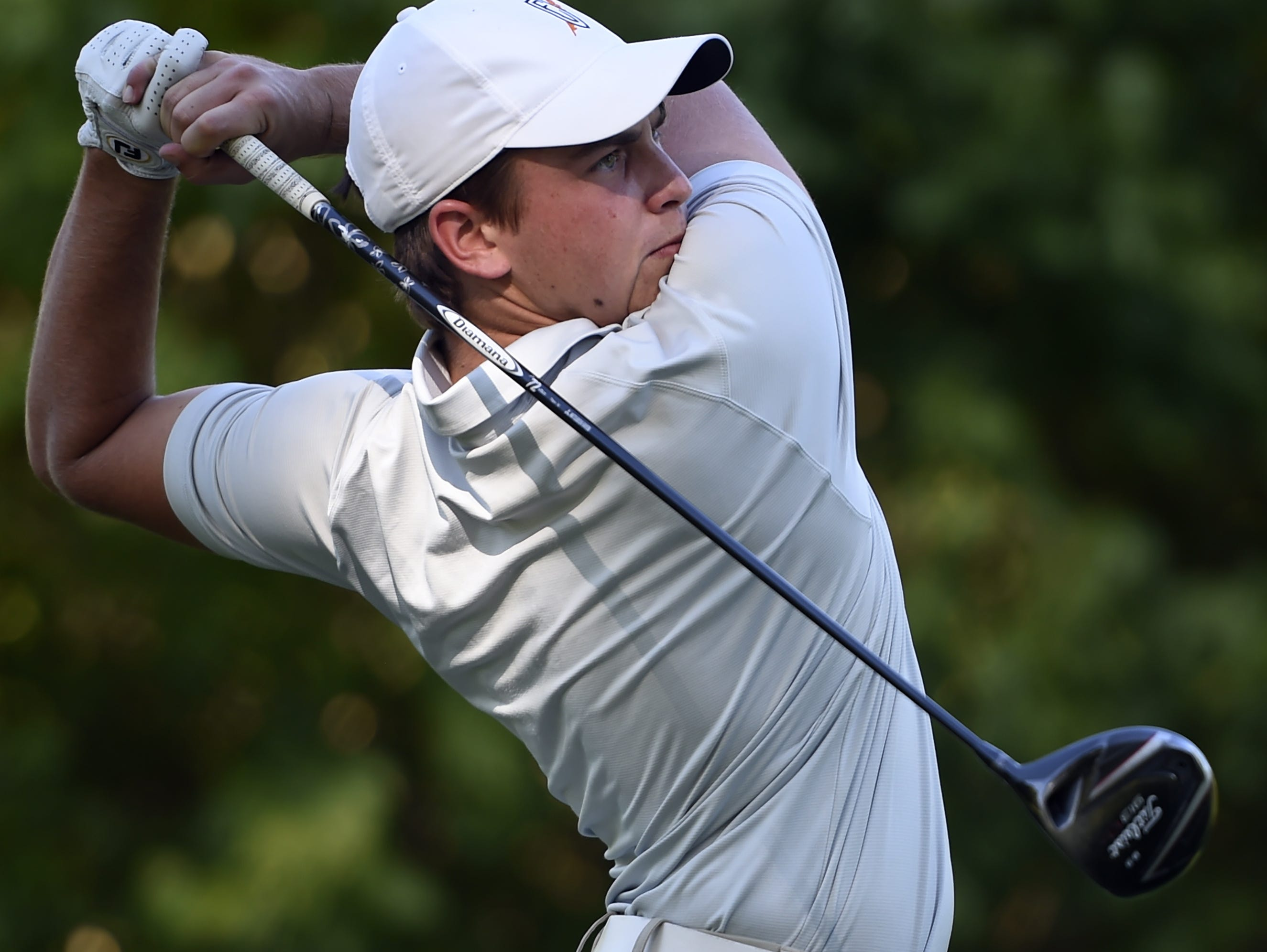 Ensworth's Brock Ochsenreiter will try to defend his DII-AA boys state golf title.