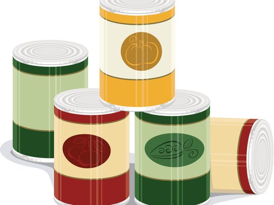 Canned soups, the old standard, is a healthy option for when you're out of options.