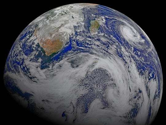 The 50th annual Earth Day will be Saturday.
