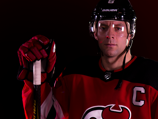 A closer look at Captain Andy Greene in the Devils