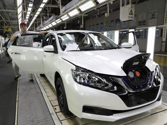 No major new Nissan models are planned for the China market through 2020, and its luxury Infiniti brand plans no new vehicles through 2021.