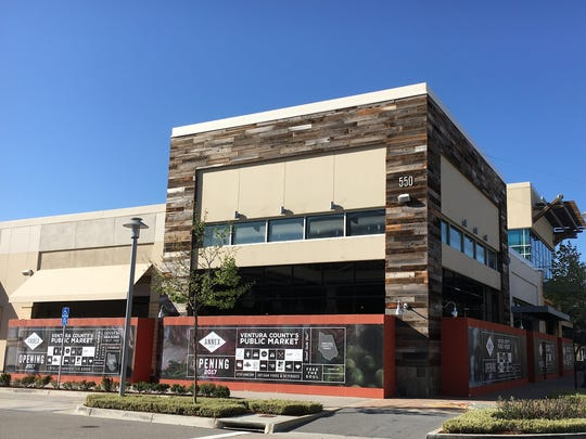 New tenants ranging from Gasolina Cafe of Woodland Hills to Taqueria el Tapatio of Camarillo have signed on to join The Annex, a public market-style space under construction at The Collection at RiverPark in Oxnard.