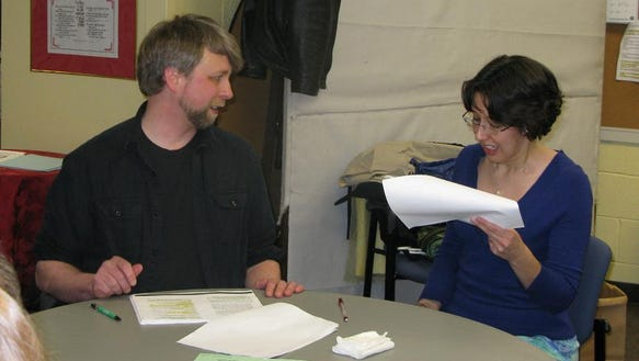 penfield New-Play-leads-rehearsing