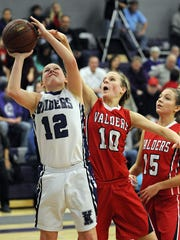 Senior Sara Winkel will be one of the top shooters