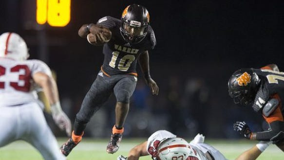 Dean Tate and Warren Central are No. 2 on my Class