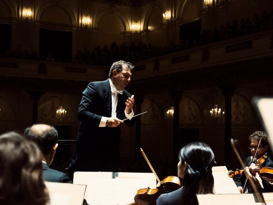 The Royal Concertgebouw Orchestra with Music Director