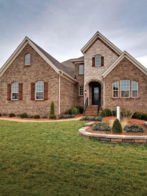 Drees Homes' new Colton model home is now open at Foxland Harbor near Old Hickory Lake in Gallatin.