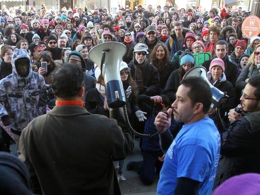 Poughkeepsie Rally