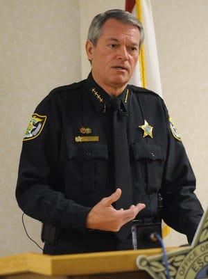 Escambia County Sheriff David Morgan
