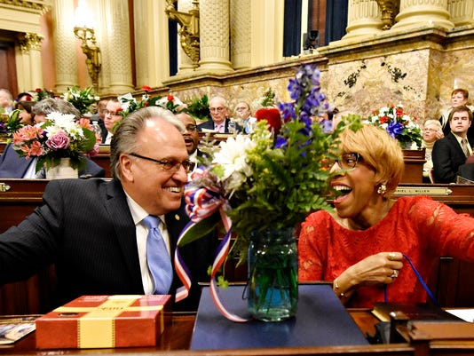 State Reps Sworn In