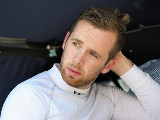 IndyCar rookie and reigning IndyLights champion Ed