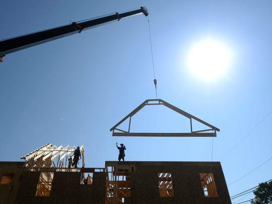 EPA USA CONSTRUCTION ECONOMY NEW HOMES