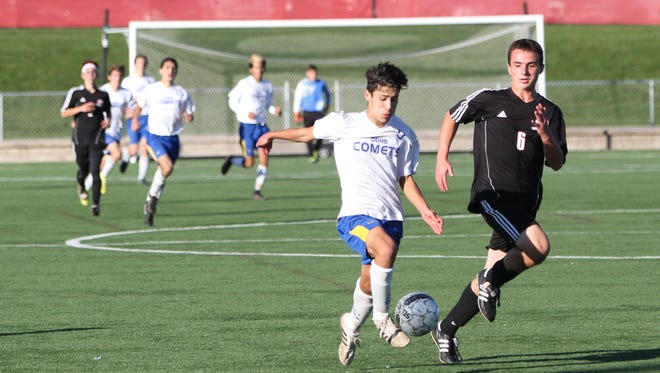 Delavan-Darien's soccer team is one victory away from making its third trip to the state tournament in four seasons.