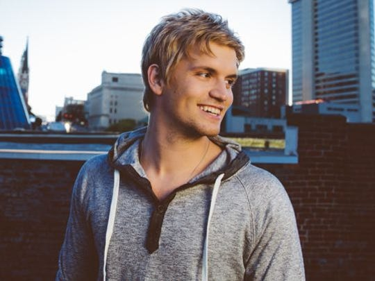 Levi Hummon is on the opening bill for the June 23 Brooke Eden concert at The Sheid.