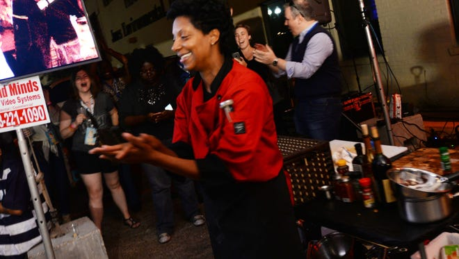 The Food Prize competition was Saturday evening in downtown Shreveport where 5 chiefs participated in a cook off, leading to one winner and a $5000 prize.