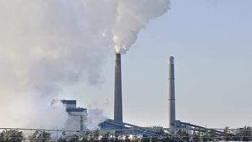 The Sherco power plant in Becker.