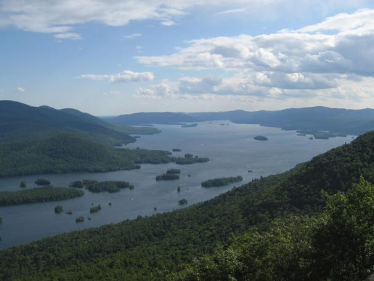 Find unique camping opportunities on the Glen Island Group in Lake George.