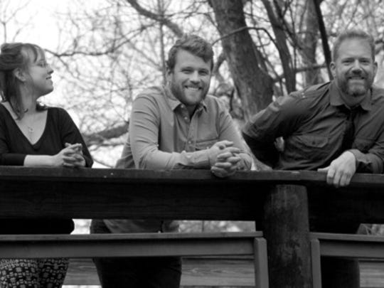 The Jon Stickley Trio is based in Asheville, N.C., home to a long and distinguished bluegrass tradition.