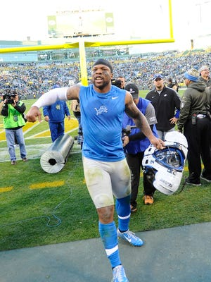 Glover Quin's consecutive game streak stands at 98.