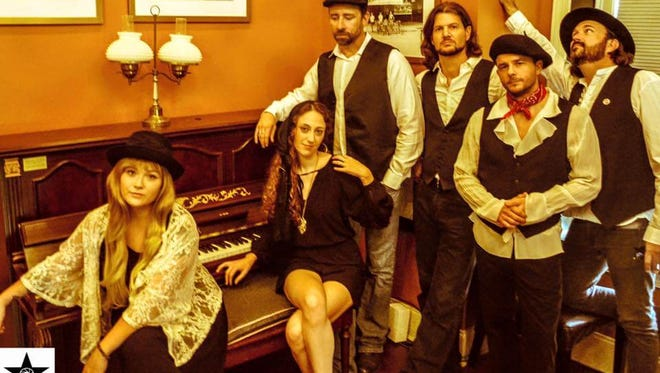 Rumours, based out of Atlanta, brings their Fleetwood Mac tribute to Golden Nugget Friday night.