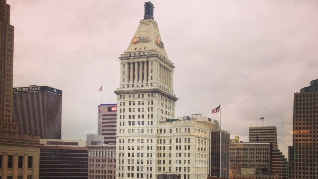 Sunday will be cloudy in Cincinnati, forecasters say. Rain and snow is expected next week.