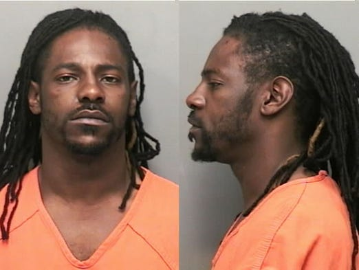 Antonio Smith, of Clarksville, Tn., Assault; evading