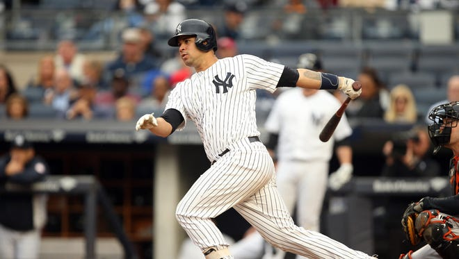 Yankees catcher Gary Sanchez hit 20 home runs in the two months he was with the team, a glimpse of what next year's team can expect from the slugger.