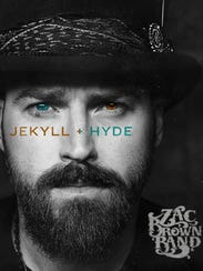 """The Zac Brown Band releases its """"Jekyll + Hyde"""" album"""