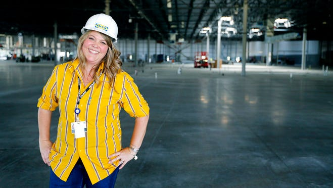 Ikea Memphis, led by store manager Trisha Bevering, announced Tuesday the retailer is now recruiting to fill the 200 positions at the store. It's scheduled to open in late fall.