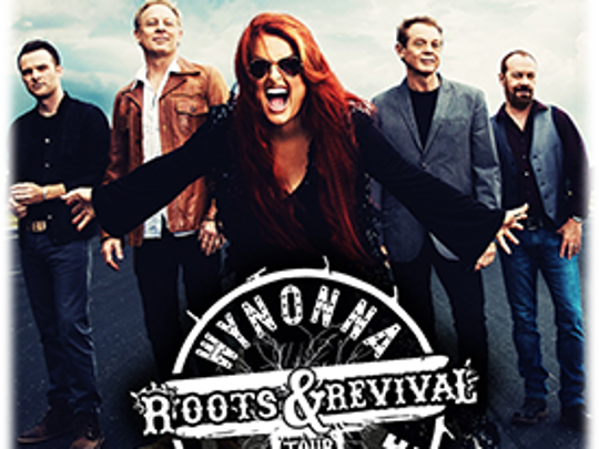 Wynonna & The Big Noise will perform Oct. 7 at the