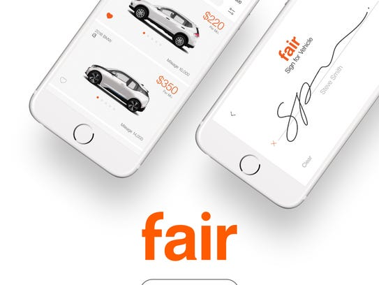 Fair.com will begin providing pre-owned cars for lease
