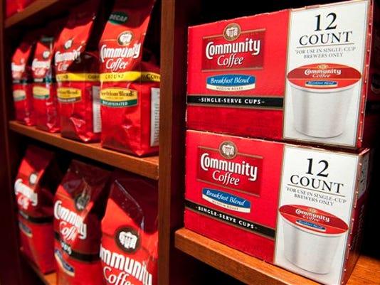 BC-LA--Community Coffee, ADV17