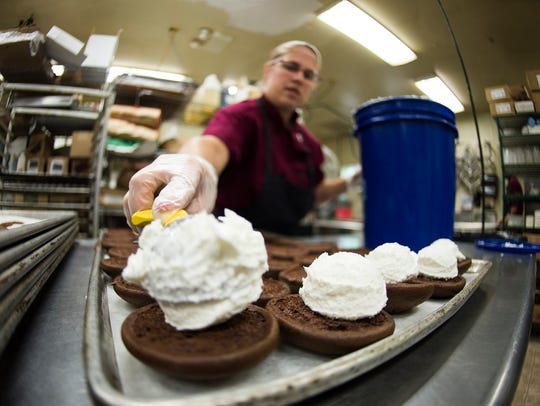 Are you ready for more than 300 whoopie pies? Yeah,