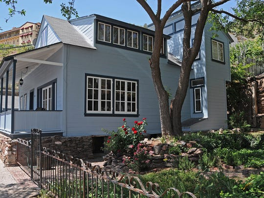 The Jerome Historic Home and Building Tour is the longest