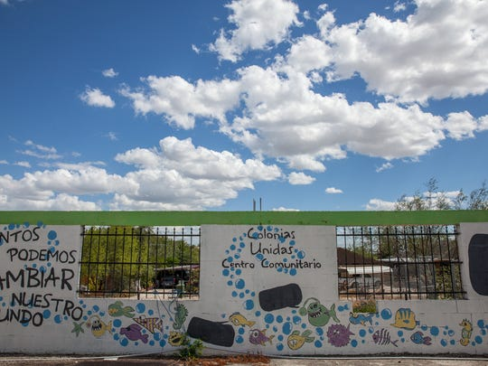 """""""The first thing we needed was the water,"""" said Blanca Juarez, director of Colonias Unidas, a community-based nonprofit that aims to better the lives of colonia residents in Starr County, Texas."""